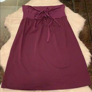 ⭐️🌟✨5/$25✨🌟⭐️ Strapless Dress Size Small